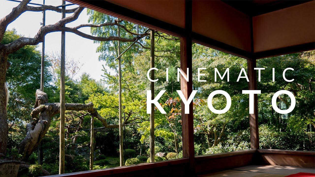 Autumn in Kyoto, Ohara  | Japan Kansai Travel | Cinematic