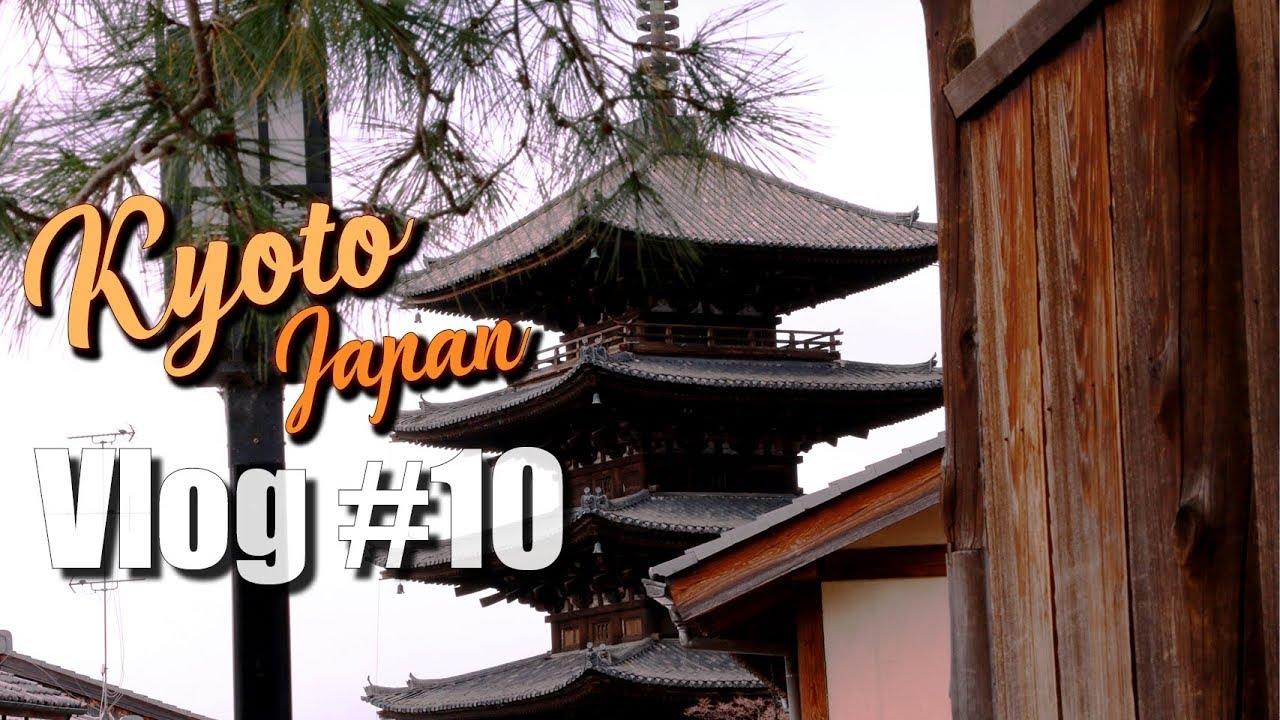 Final day in kyoto – Japan Travel Vlog #10