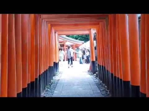 Fushimi Inari:Okusha, Senbon Torii, Omokaru Stone Audio guide(Kyoto)