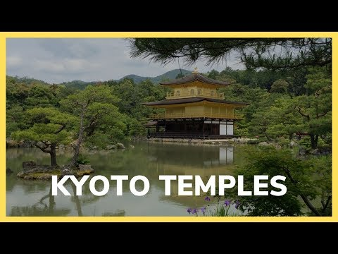 Kyoto, Japan Temples Tour