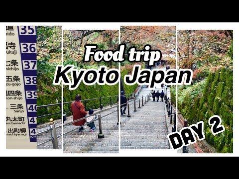Day Trip to Kiyomizu-dera Temple | Kyoto Japan Day 2 | Travel With Me | Tagalog English Vlog