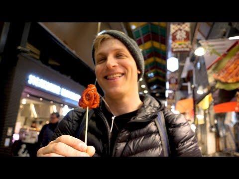 Arigato Japan Food Tour and Ninja Dojo! Japan Trip Episode 4 – Kyoto