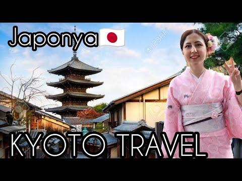 Kyoto /Japonya 'da Kimono ile dolaştık #japonya #kyoto #japantravel #japanvlog #kyototravel #kimono