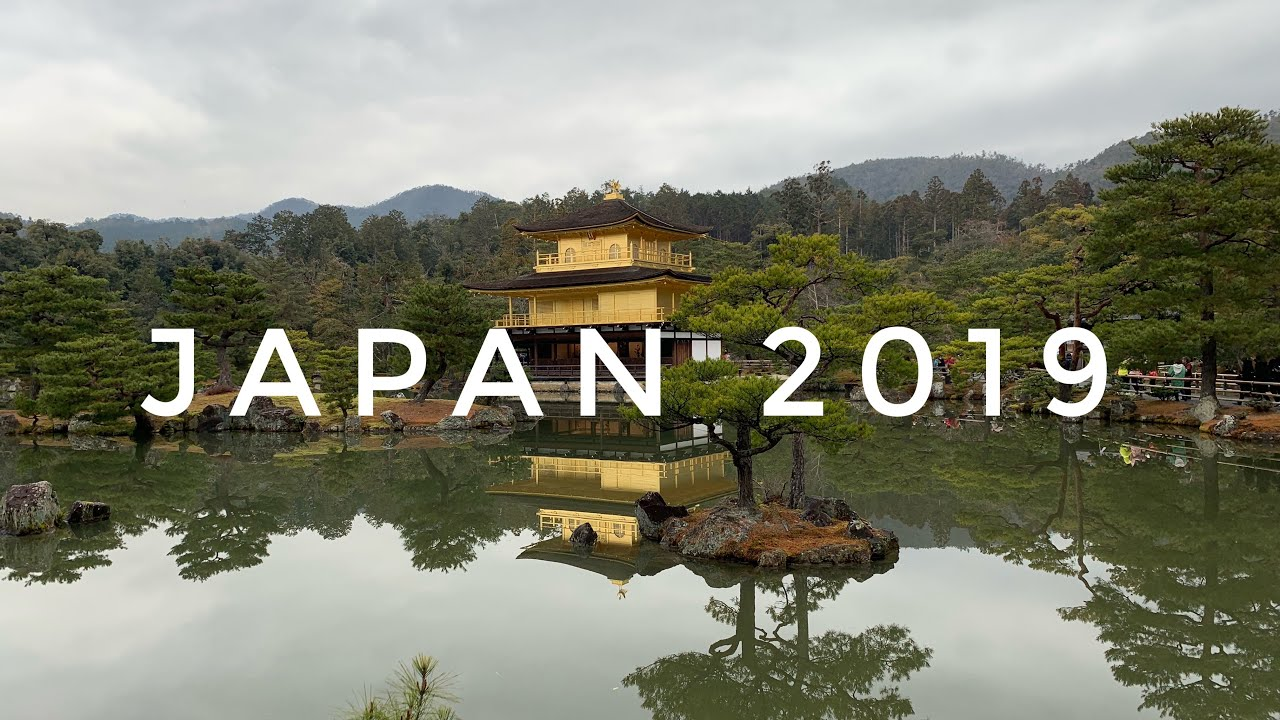 JAPAN TRAVEL VIDEO 2019 | Tokyo, Kyoto, Osaka, Nara & more