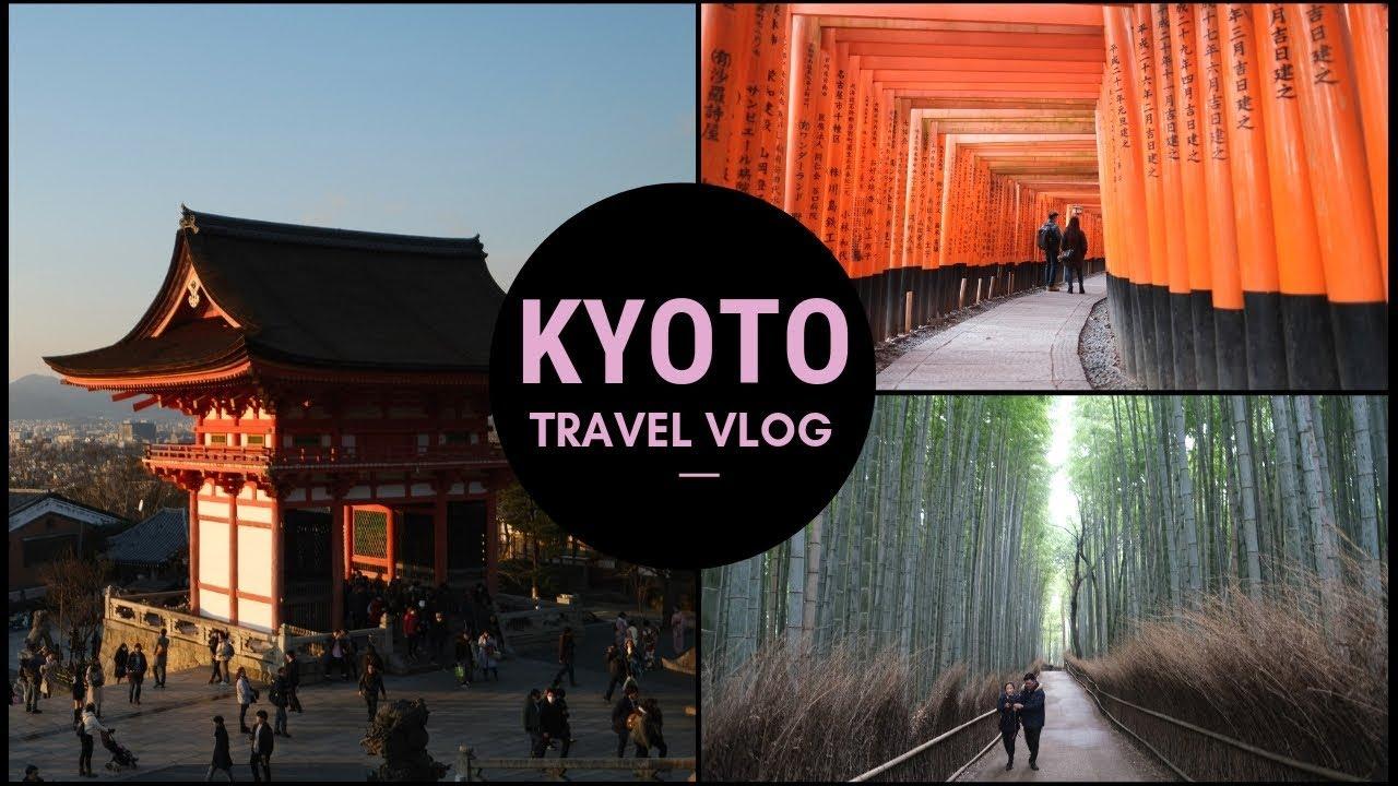 KYOTO : FUSHIMI INARI & HUTAN BAMBU ARASHIYAMA – TRAVEL VLOG