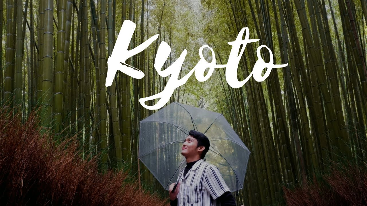 KYOTO Travel Vlog