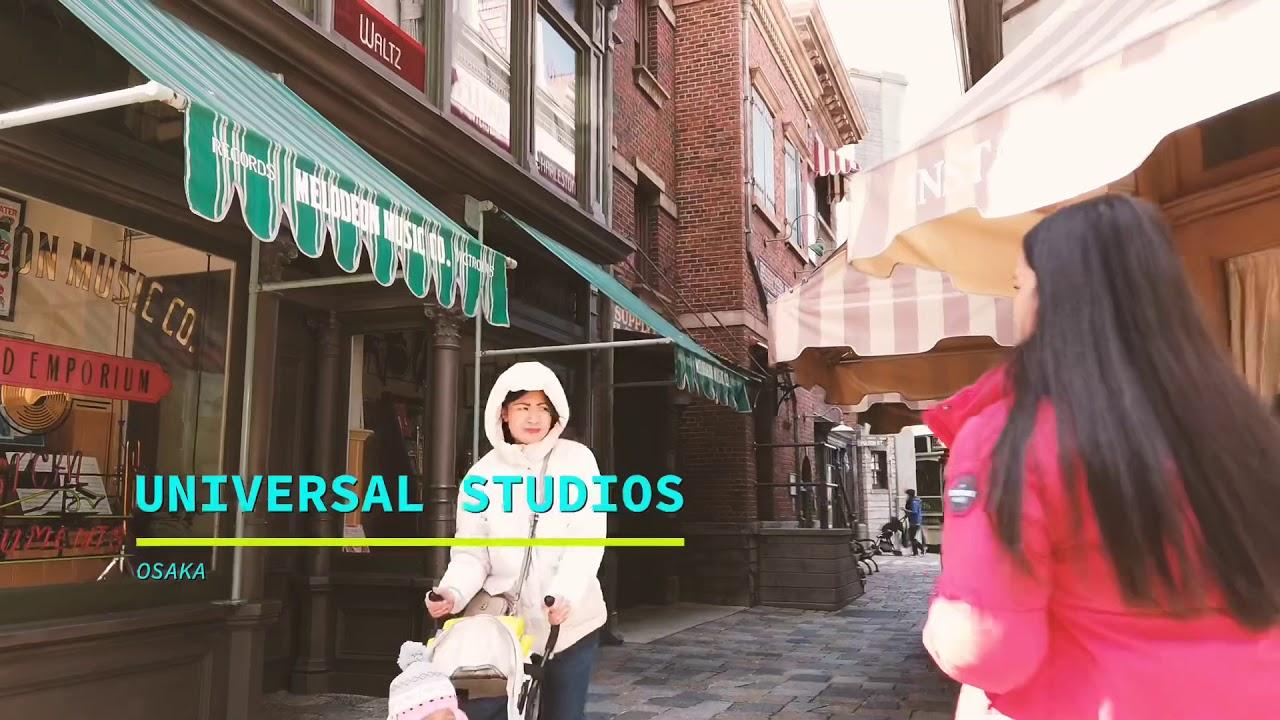 Our OSAKA|KYOTO (5D4N) Travel
