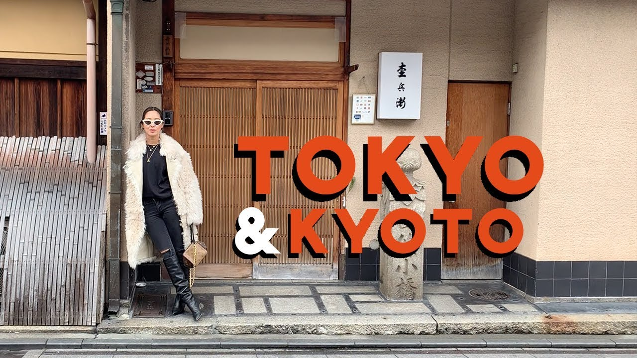 Tokyo & Kyoto + Skincare Travel Vlog | Song of Style | Aimee Song