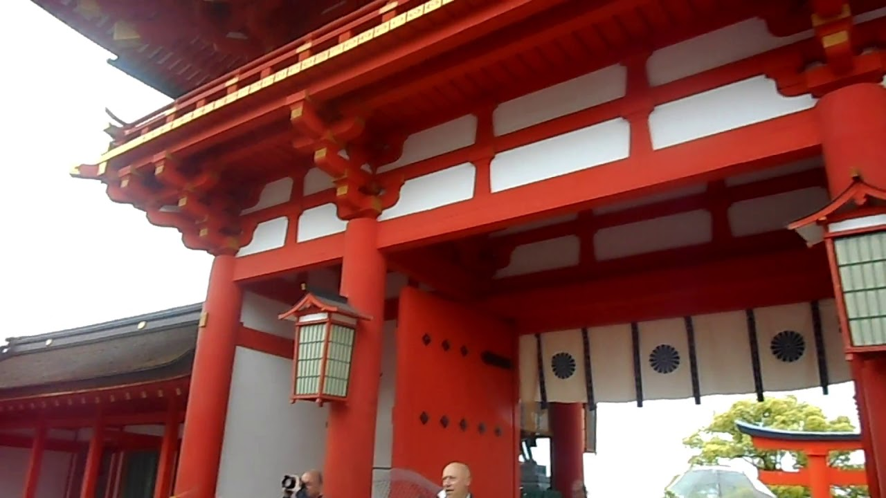 TRAVEL VLOG JAPAN DAY 5 – Fushimi-ku, Kyoto