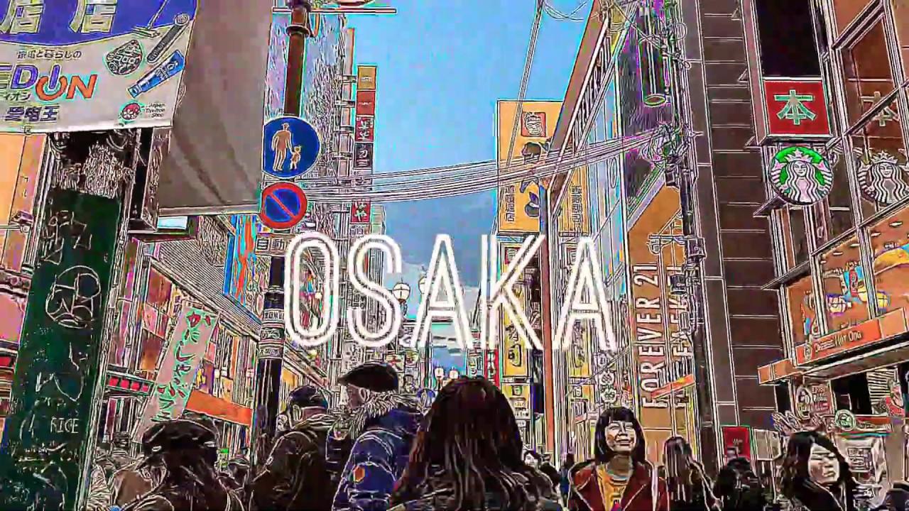 Travel VLOG: OSAKA // KYOTO
