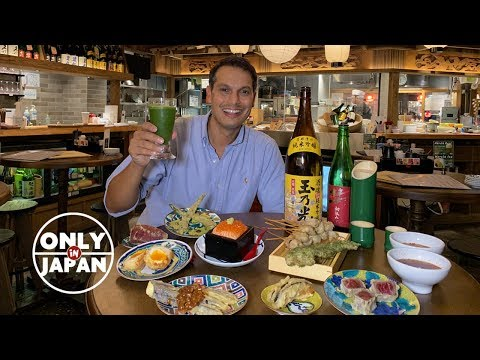 Kyoto Restaurant Tour Experience | Gion at Night ★ ONLY in JAPAN