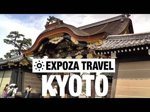 Kyoto (Japan) Vacation Travel Video Guide