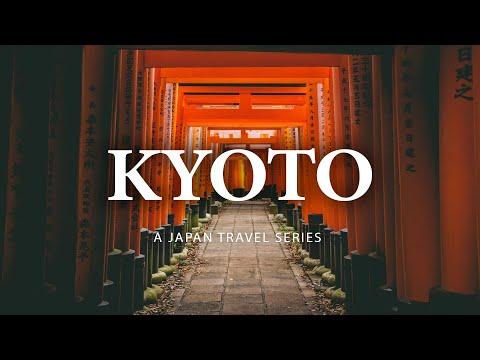 Exploring Kyoto |Part 2| Japan Travel Film – Sony A7III Vlog