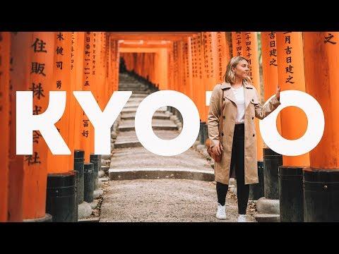 KYOTO + NARA   Solo Traveling Japan