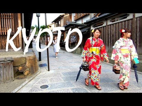 EXPLORING KYOTO | Fascinating City of Japan
