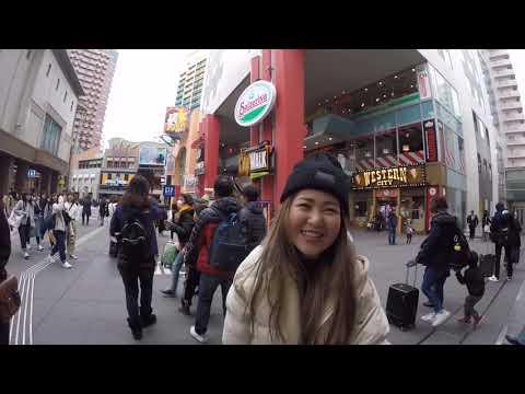 Osaka Kyoto Travel