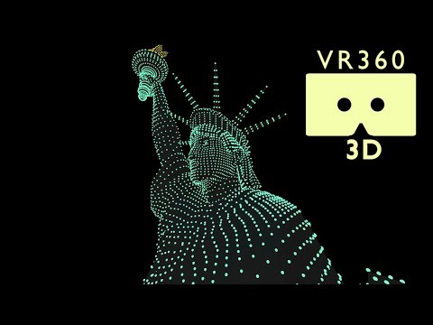 "VR Tour of Lights ""World Heritage"" From Kyoto to inside the Great Pyramid 3D 360 4K"