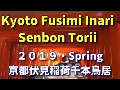 京都伏見稲荷 2019・3 Kyoto Fusimiinari