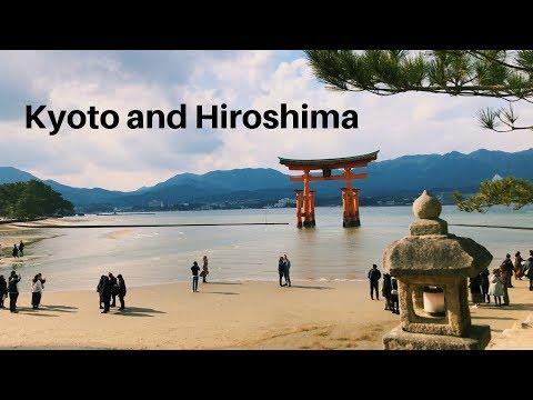 I went to Kyoto & Hiroshima – Japan Travel Vlog – part 3