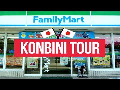 KONBINI TOUR 📍 Family Mart, Kyoto