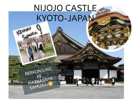 Birthday travel at kyoto-ketemu samurai jepang #kyoto #jepang