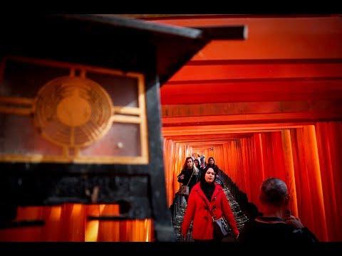 Tak puas jalan di Fushimi Inari & Gion, Kyoto, Japan Travel Vlog | EOS M50