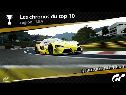 [TOP10] Kyoto Driving Park – Yamagiwa / Gr.3 / Toyota FT-1 VGT  – 1'30.439