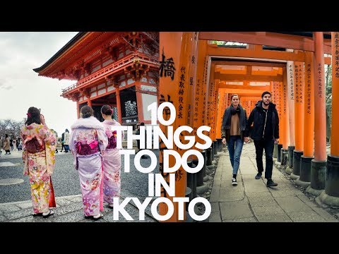 You Need To Visit These Places In KYOTO I Japan