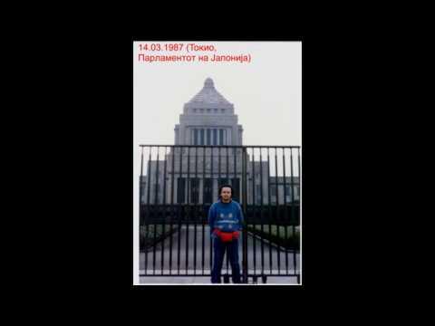 CLIP 27 – Japan tour 1987  (Himeji, Kyoto, Tokyo, Pacific Ocean, Kakurinju…)
