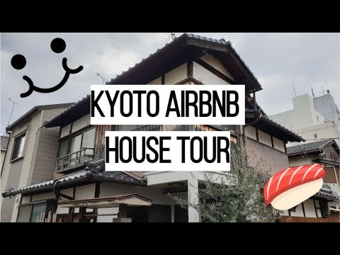 #Myraaaxoxo ; Kyoto Airbnb House Tour | March 2019