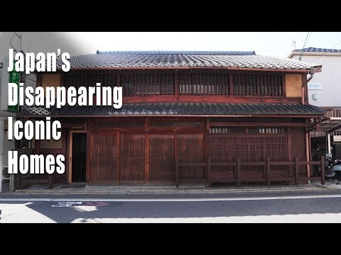 The Disappearing Traditional Homes Of Kyoto   Machiya Tours