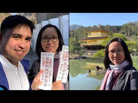 A Day Tour at Kyoto
