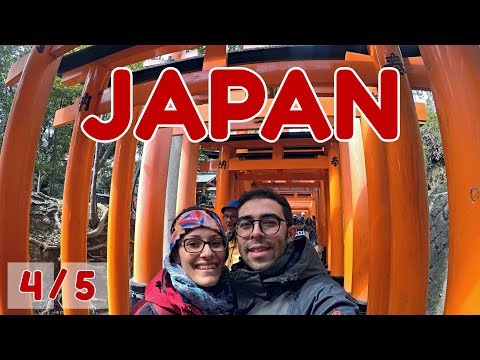 Best of Kyoto – JAPAN Week 4 and 5