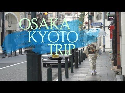 My Japan Travel: Osaka – Kyoto Trip in 4 Days