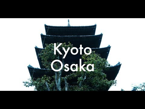 Osaka Kyoto travel 오사카 교토 여행