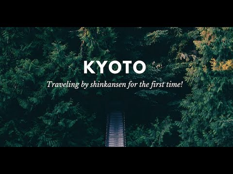 Tokyo to Kyoto in Autumn! | Japan Solo Travel Adventures