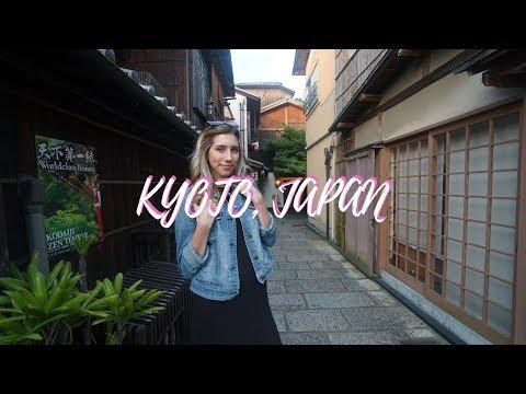 KYOTO + OSAKA, JAPAN ADVENTURES | Travel Vlog | Elizabeth Syndram