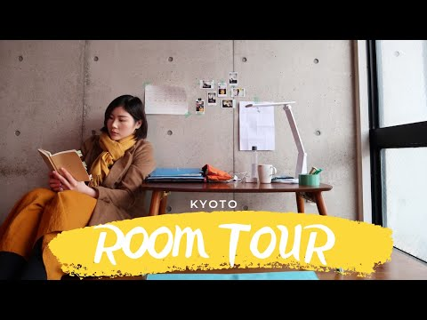 Ep. 23 Kyoto – Room tour