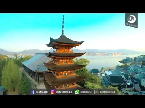 Paket Tour Jepang Tokyo – Osaka – Kyoto |  081234356343