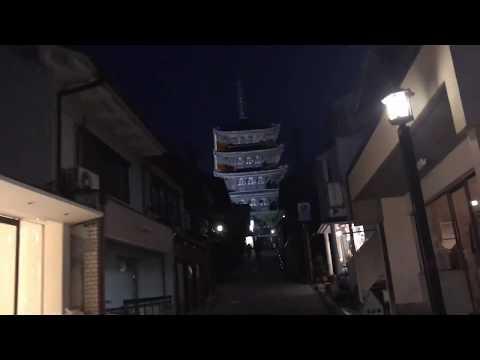 Vol.1 Marchons ensemble dans Kyoto avec Monsieur A