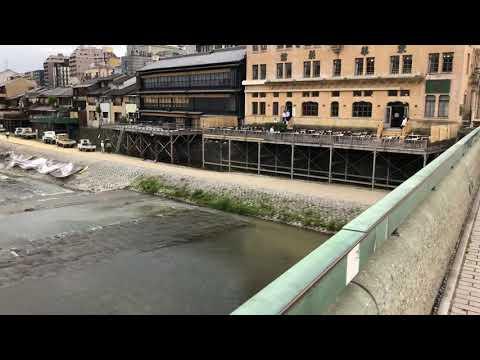 [Kyoto trip] Yuka of Kamogawa