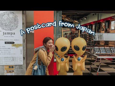 A Postcard From Japan | Osaka + Kyoto Travel Vlog