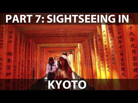 Japan trip – Sightseeing in Kyoto