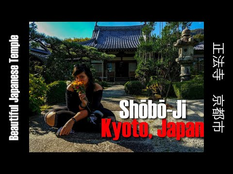 Kyoto Travel Guide | Unknown Japan Adventure | Oharano Shōbōji 正法寺