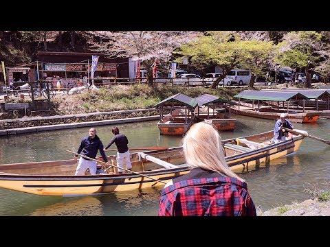 Back in Kyoto, Japan! Onsen and Vegetarian Food in Arashiyama