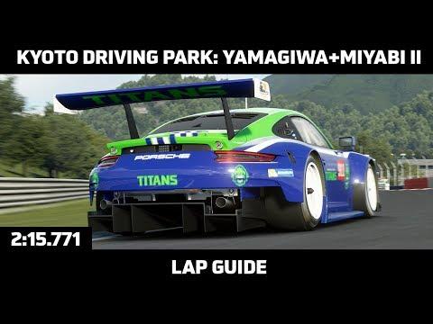 Gran Turismo Sport – Daily Race Lap Guide – Kyoto Driving Park: Yamagiwa + Miyabi II
