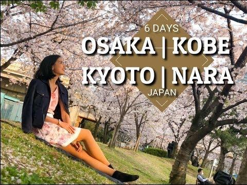 OSAKA | KOBE | KYOTO | NARA , JAPAN 2019