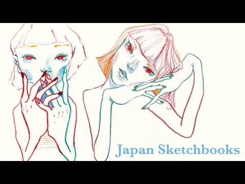 2019 Sketchbook Tour + Kyoto Book tour