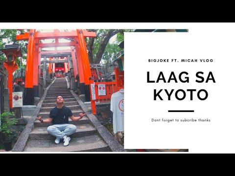 Buhay Japan Vlog#12 kyoto tour