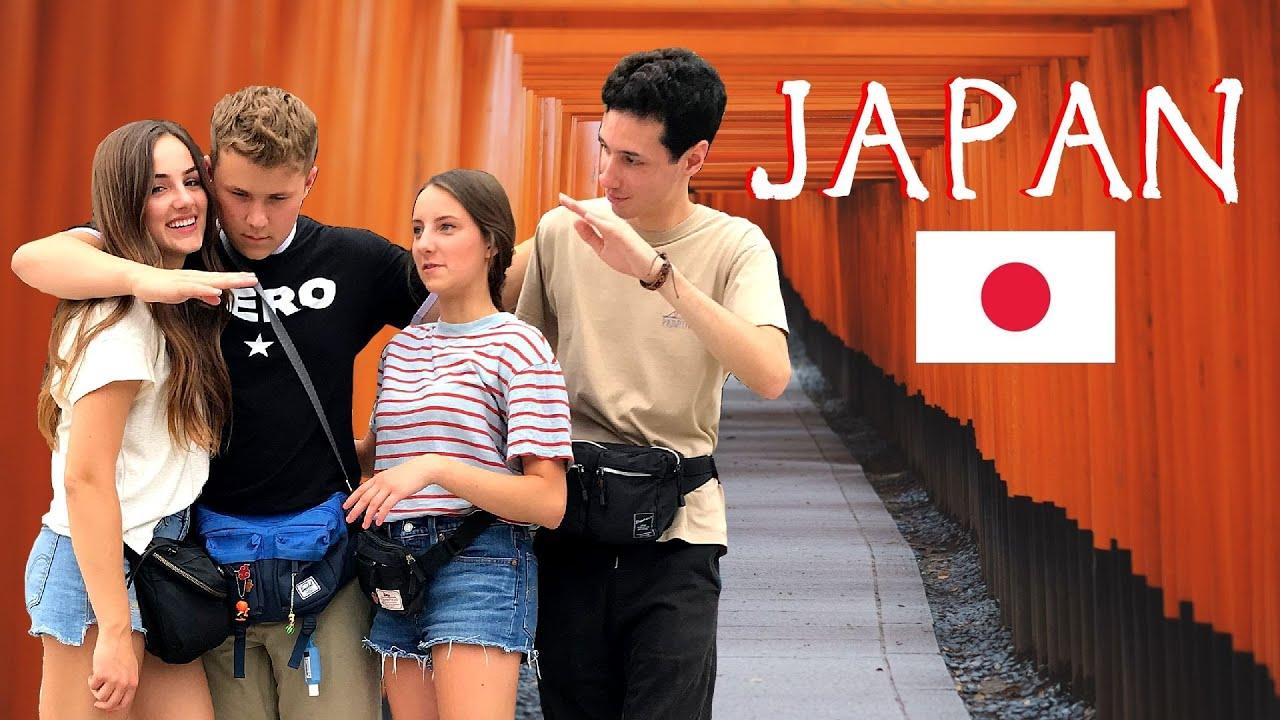 Our Trip to Japan 2019: Tokyo, Kyoto, Osaka, Hiroshima, Nara travel vlog